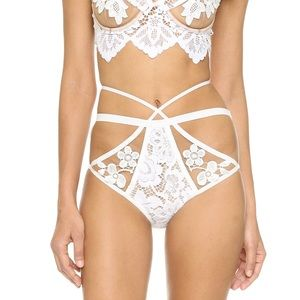 For Love and Lemons Ruby High Waist Panty